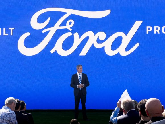 Price tag for Ford megasite deal hits $884M